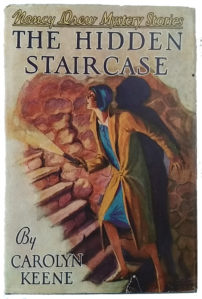 """The Hidden Staircase"" was rumored to be Benson's favorite Nancy Drew book."