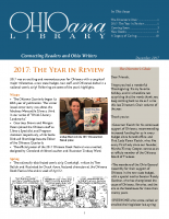 December 2017 Ohioana Newsletter