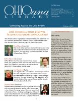 Feb 2015 Ohioana Newsletter
