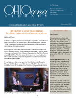 Nov 2015 Ohioana Newsletter