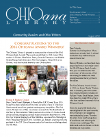 Aug 2016 Ohioana Newsletter