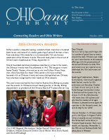 Oct 2016 Ohioana Newsletter