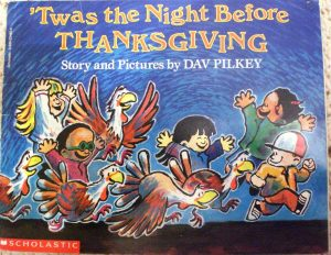 Twas Night Before Thanksgiving And All >> Twas The Night Before Thanksgiving Ohioana Library