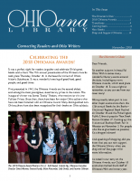 November 2018 Ohioana Newsletter