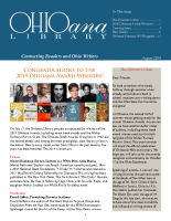 Aug 2019 Ohioana Newsletter